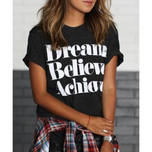 DreamBelieveTShirt