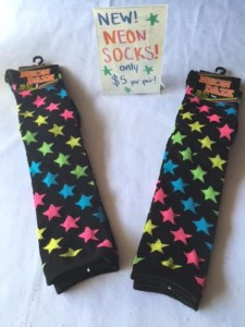 KneeHighStarSocks